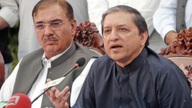 Photo of Mandviwala Announces to Disclose NAB Officers Assets