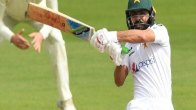 Photo of Disappointing Start of Pakistan in Pursuit of New Zealand Target
