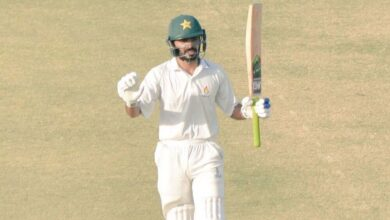 Photo of Fawad's Ton Could Not Save Pakistan From Defeat Against Kiwis