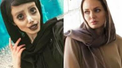 Photo of Iranian Girl Sentenced to 10 Years in Prison For Trying to Impersonate Angelina