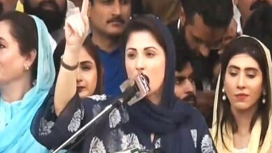 Photo of Maryam Accuses PM Imran of Using Institutions for Political Engineering