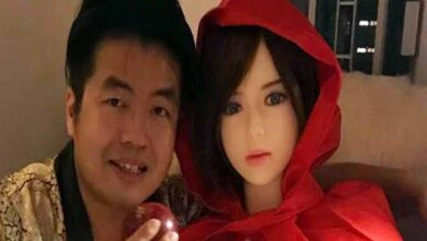 Photo of Tired of Girlfriends' Desires, Man Made the Doll His Girlfriend