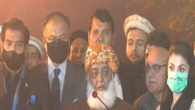 Photo of Does Maulana Want to Take Matters to the Extreme?