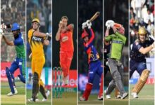 Photo of Four Playoff Teams Confirmed After First Phase of PSL 6 Completed