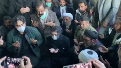 Photo of Maryam, Bilawal Reach Quetta for Sharing Grief With Affected Families