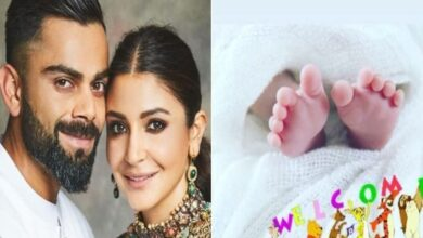 Photo of Anuskha, Virat's Little Fairy Picture Goes Viral on Social Media