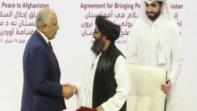 Photo of Biden Administration Hints to Review US-Taliban Peace Deal