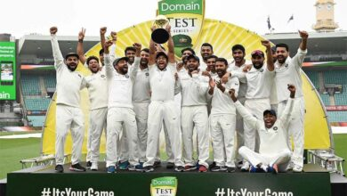 Photo of India Beat Australia By 2 Wickets in Fourth Test, Clinch Series 1-2