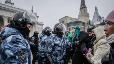 Photo of Russia Expels Three European Diplomats For Supporting Pro-Navalny Protests