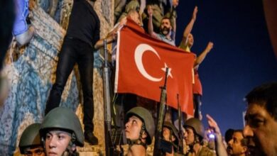 Photo of Turkey Blames United States For Failed Military Coup
