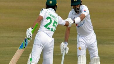 Photo of 2nd Test: Pakistan Score 145 Runs After Three Back to Back Wickets