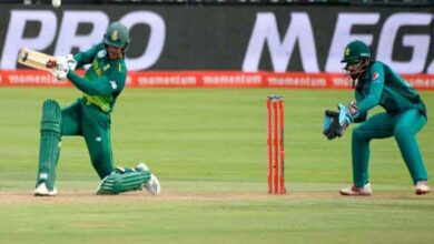 Photo of South Africa Defeat Pakistan by 6 Wickets in Second T20 Match