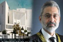 Photo of We Are Not Living in Pakistan But in the Gutter: Justice Qazi Faiz Issa