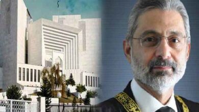 Photo of CJP Constitutes 10-member Larger Bench to Hear Review Petitions in Faiz Issa Case