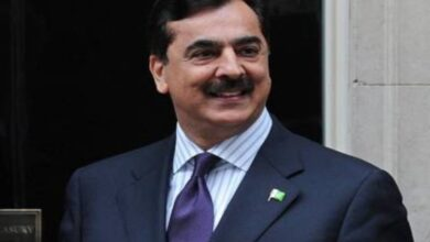 Photo of Yousuf Raza Gilani Becomes Leader of Opposition in Senate