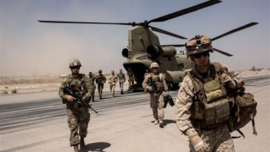 Photo of Pentagon Prepares for Possible Taliban Attacks During Withdrawal