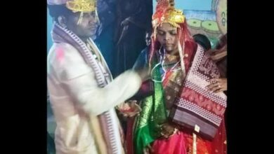 Photo of Bride Dies on Her Marriage Night Due to Constant Crying