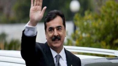 Photo of PTI Petition Against Yousuf Raza Gilani's Victory in Senate Rejected