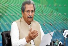 Photo of Govt to Start Educational Process Gradually Across Country Except Sindh