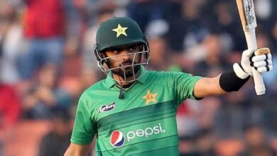 Photo of Babar Azam Continues to Rule ODI Rankings, Kohli Stays At Number 2