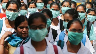 Photo of India Records Daily Surge in Coronavirus Cases of 211,298