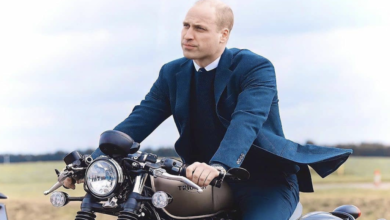 Photo of Prince William Declared as World's Sexiest Bald Man