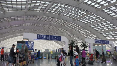 Photo of China Slightly Eases International Flight Suspension Restrictions