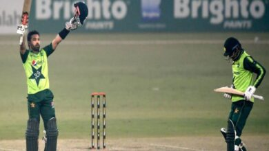 Photo of Rizwan's Unbeaten 74 Lead Pakistan to Win 1st T20 Against South Africa