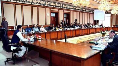 Photo of Reshuffle in Federal Cabinet Postponed for Few Days