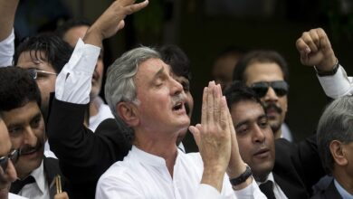 Photo of 36 Accounts of Jahangir Tareen and His Family Frozen