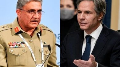 Photo of After Russian Foreign Minister's Visit, US Secretary of State Calls Army Chief