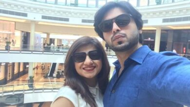 Photo of Fahad and His Wife's Romantic Pictures That You Shouldn't Miss!