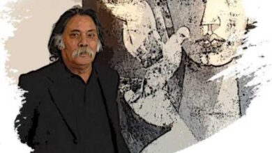 Photo of Jamil Naqsh is Being Remembered on His 2nd Death Anniversary Today