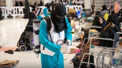 Photo of Saudi Authorities Appoint Female Workers to Perform Duties At Holly Ka'aba