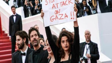 Photo of Celebrities Speak Up Against The Violence In Palestine