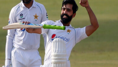 Photo of Pakistan Beat Zimbabwe By An Inning and 116 Runs in First Test