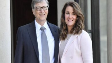 Photo of Bill Gates and His Wife Melinda Separated After 27 Years of Marriage