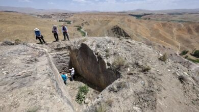 Photo of Archaeologists Find Remains of Urartian Castle in Eastern Turkey
