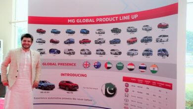 Photo of Javed Afridi Tweets About Possible Launch of MG 6 Pro in Pakistan