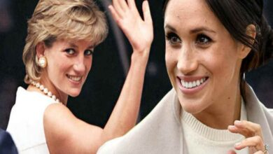 Photo of Meghan Honoured Princess Diana in Her New Book, 'The Bench'
