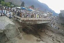 Photo of Heavy Rains and Winds Killed 10 People in Different Parts of Pakistan