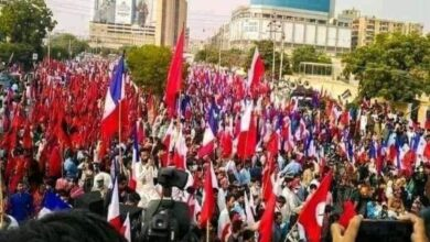 Photo of Millions of Sindhis Protest Against Injustices of Bahria Town Karachi