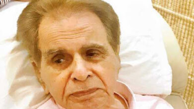 Photo of Veteran Bollywood Star Dilip Kumar Discharged from Hospital