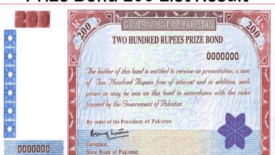 Photo of Rs. 200 Prize Bond Draw
