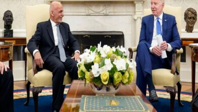 Photo of Troops Withdrawal and President Ghani's Visit to the US: What Do Experts Say?