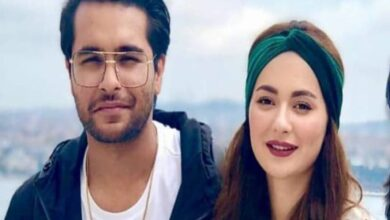 Photo of Haniya Aamir Explains the Reason for Breaking Up with Asim Azhar