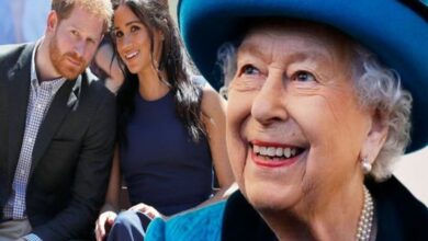 Photo of Queen is Delighted After Harry, Meghan Announce the Birth of Their Second