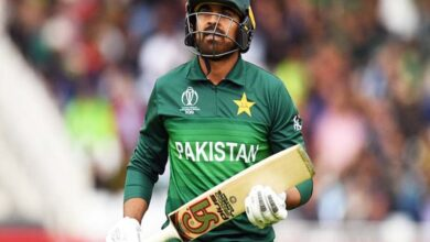 Photo of Haris Sohail Ruled Out of England Tour