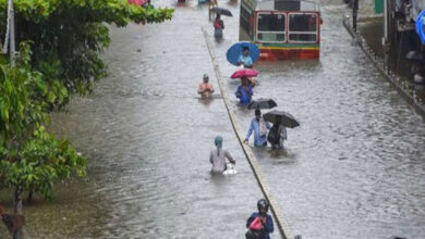 Photo of Heavy Rains Kill 130 People in India in Two Days