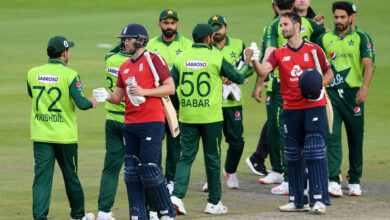 Photo of England Beat Pakistan in 3rd Match and Win T20 Series